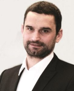 Ing. Andrej Chrzanowski, ředitel